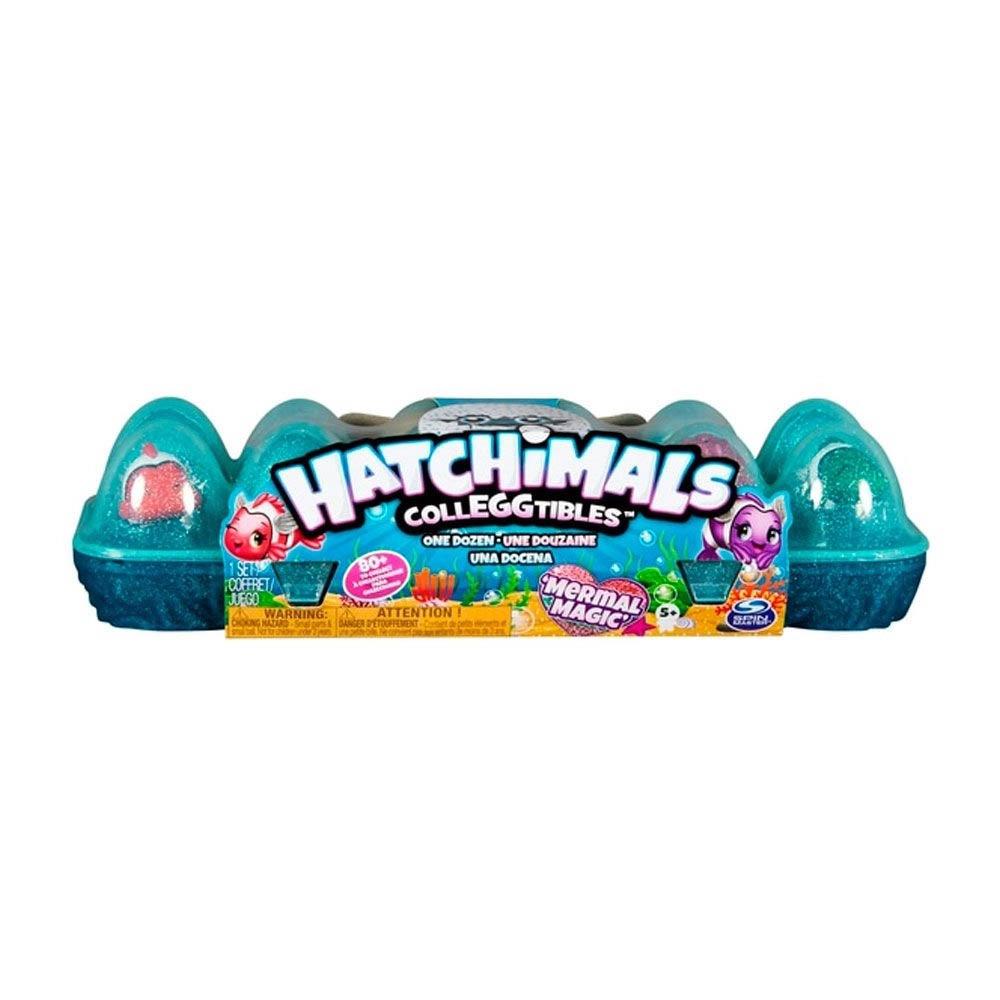 Hatchimals - Colleggtibles - Estojo Com 12 Ovinhos - Série 5