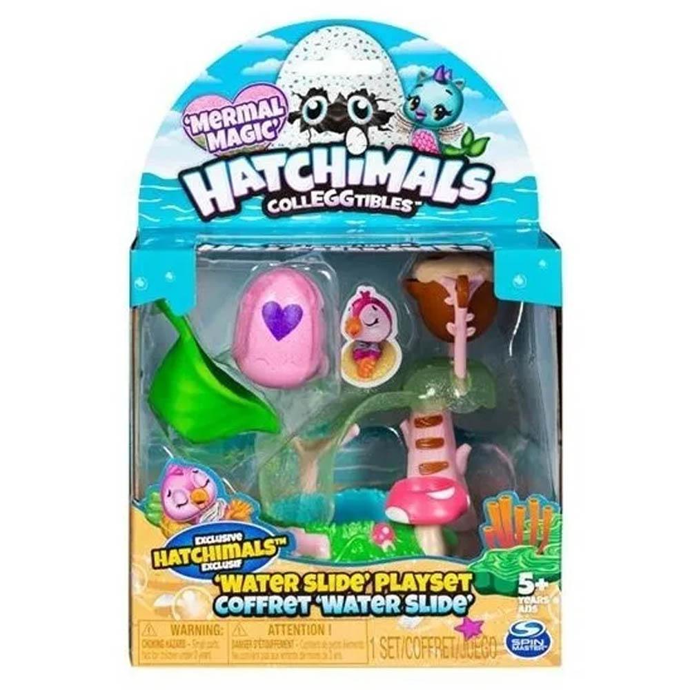 Hatchimals - Colleggtibles - Playset Toboágua - Série 5