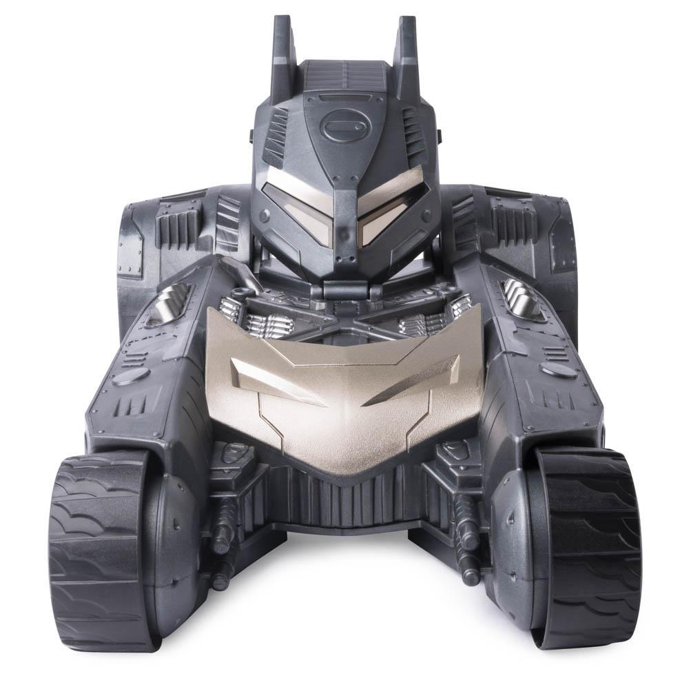 Kit Batman - Batmóvel + Figura Batman Defender