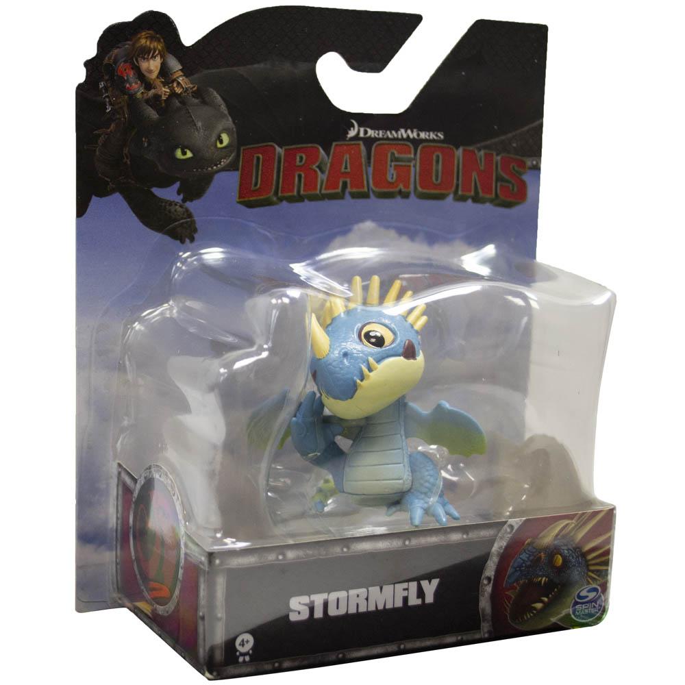 Mini Figura  Como Treinar Seu Dragão - Stormfly - Sunny