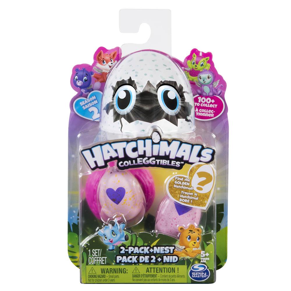 Hatchimals - Minifigura Surpresa - Série 2