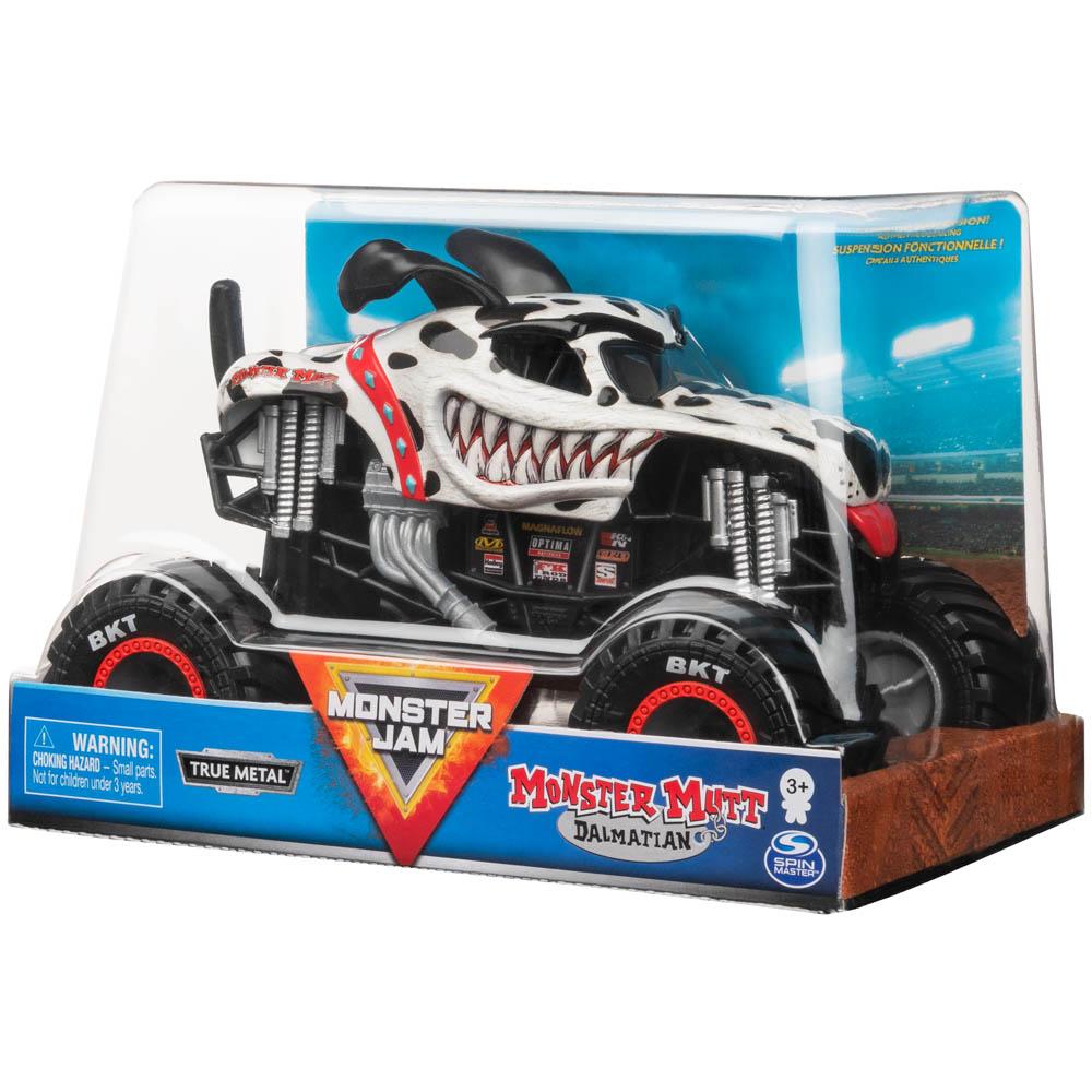 Monster Jam - 1:24 Collector Die Cast Truck Dalmatian