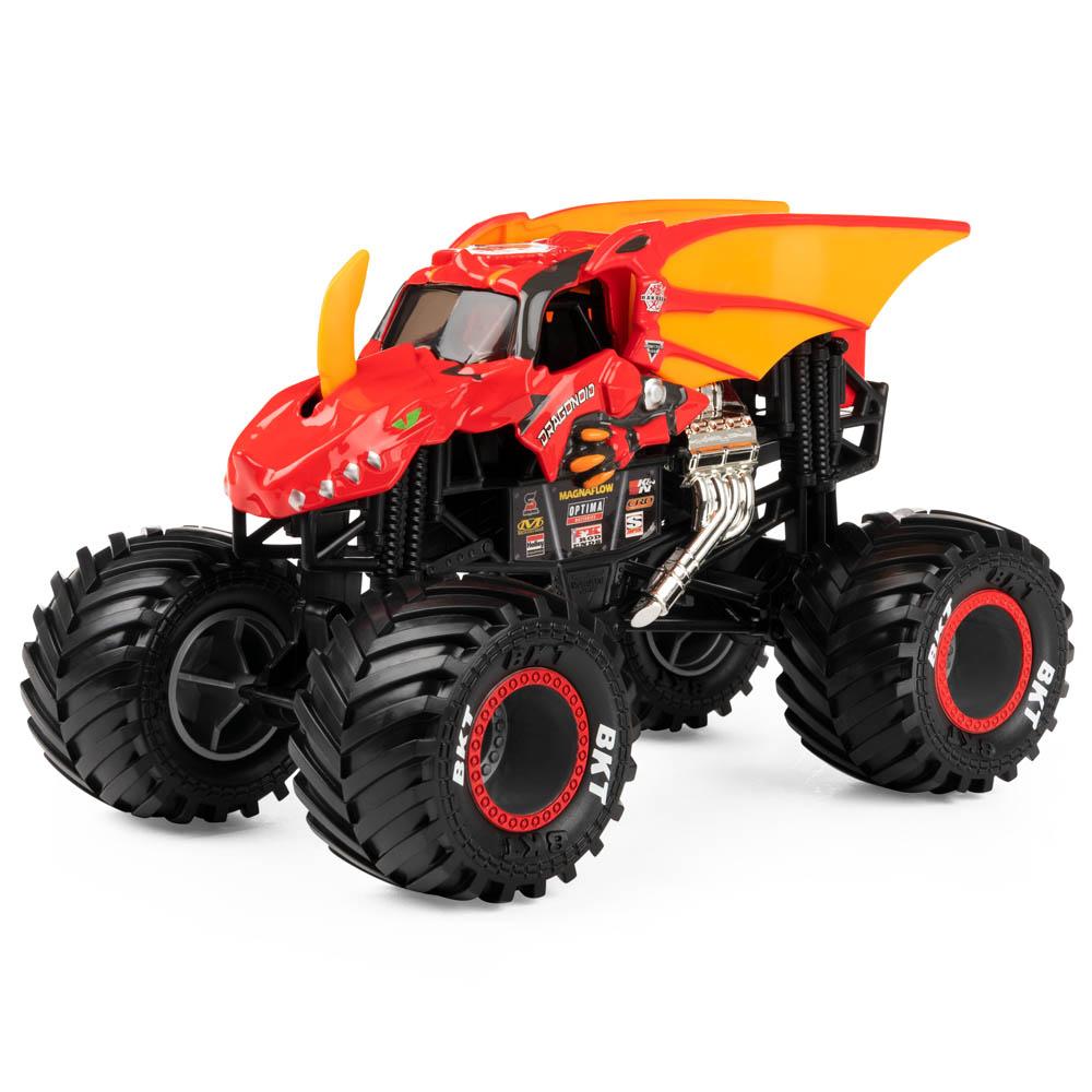 Monster Jam - 1:24 Collector Die Cast Truck Dragonoid