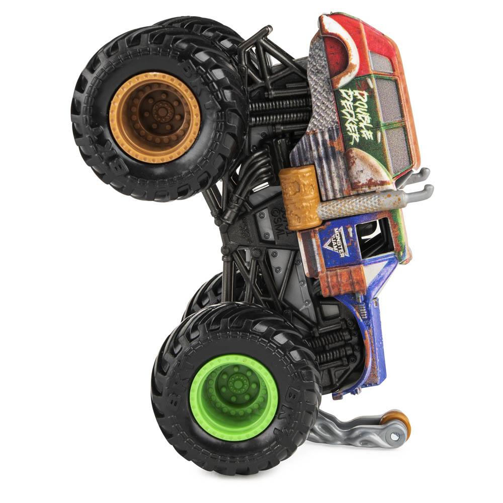 Monster Jam - 1:64 Die Cast Truck Double Decker