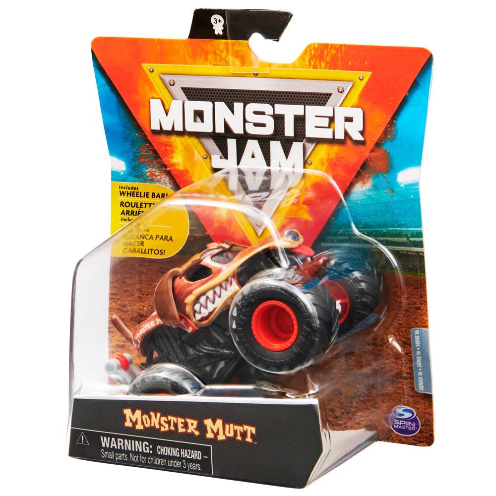 Monster Jam - 1:64 Die Cast Truck Monster Mutt