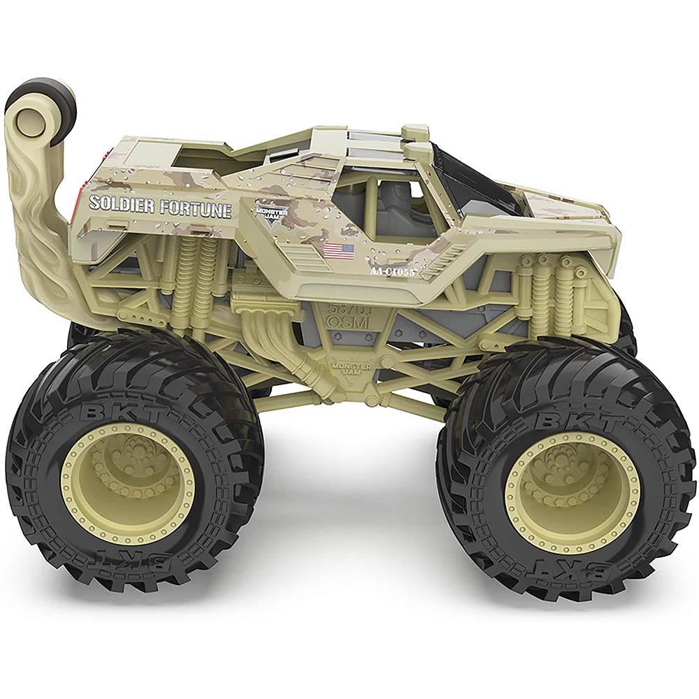 Monster Jam - 1:64 Die Cast Truck Solider Fortune LT