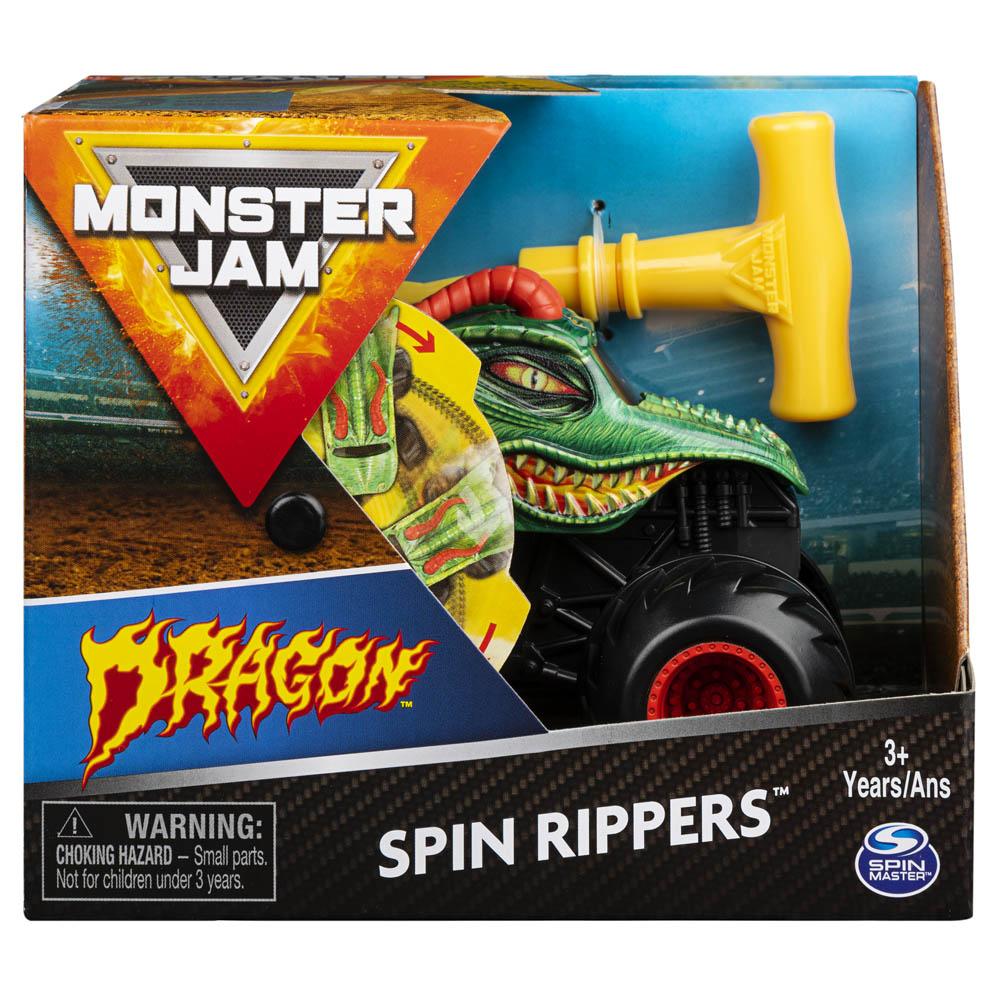 Monster Jam - Escala 1:43 - Dragon