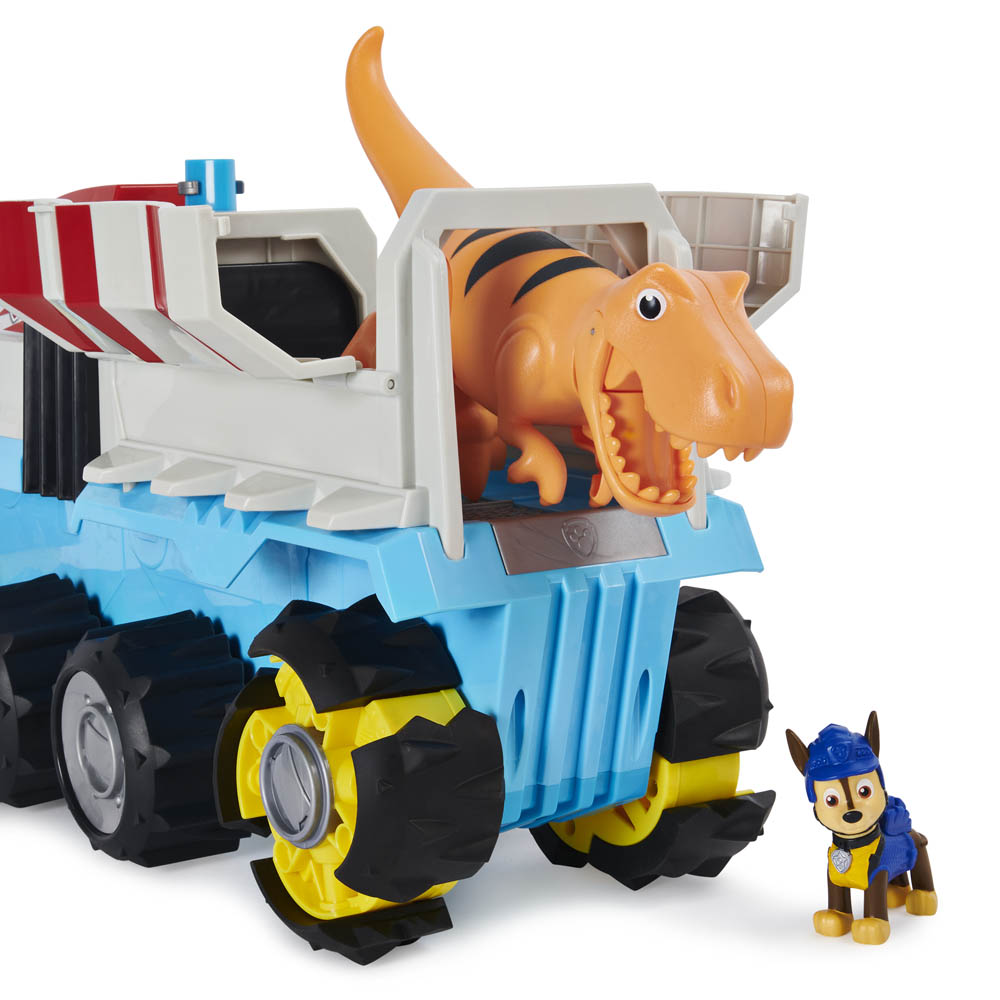 Patrulha Canina Dino - Carro Dino Team