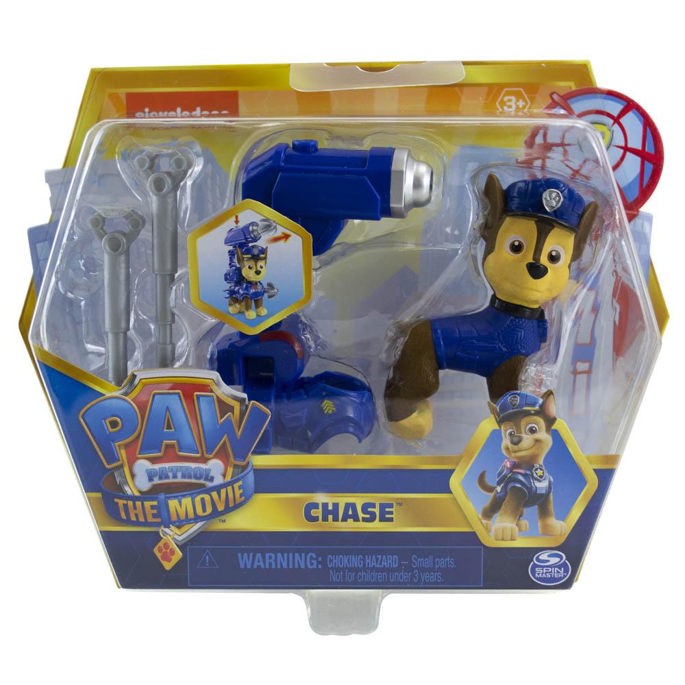 Patrulha Canina - Figura Hero Pup Chase