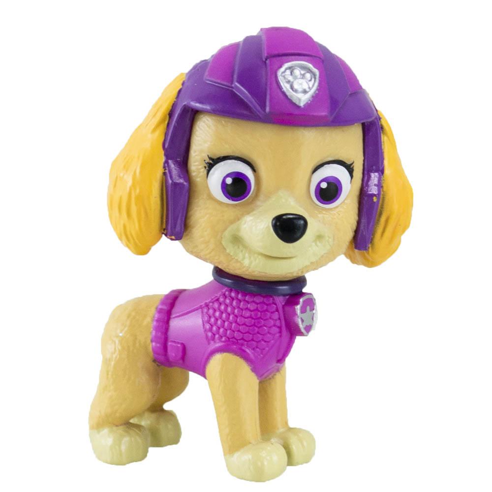Patrulha Canina - Figura Hero Pup Skye