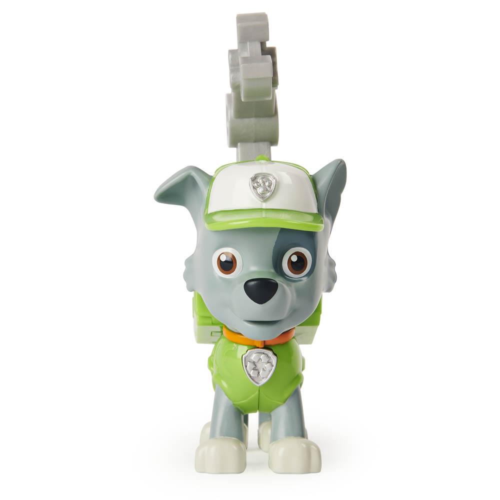 Patrulha Canina- Figura Rocky