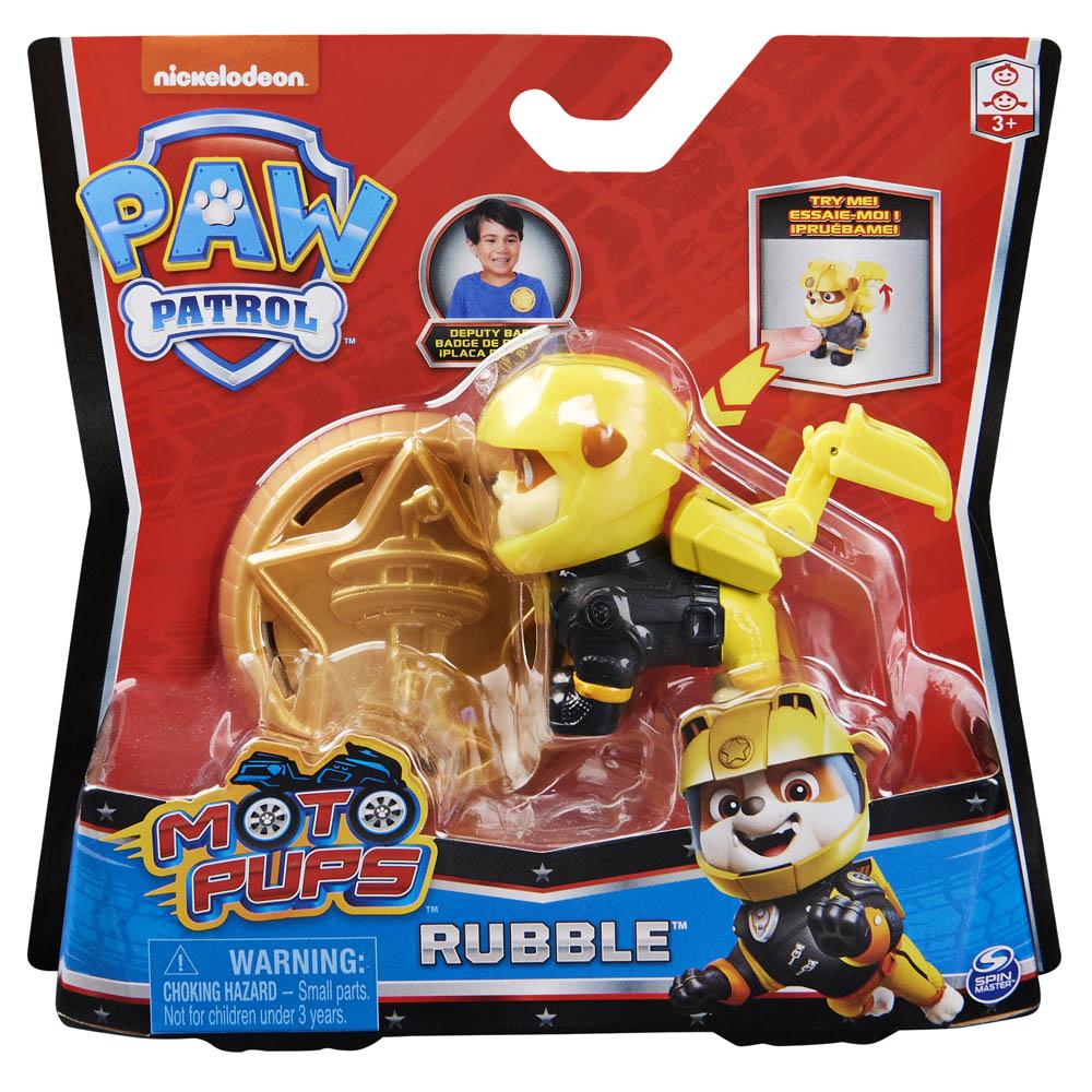 Patrulha Canina - Hero Pups - Moto Rubble