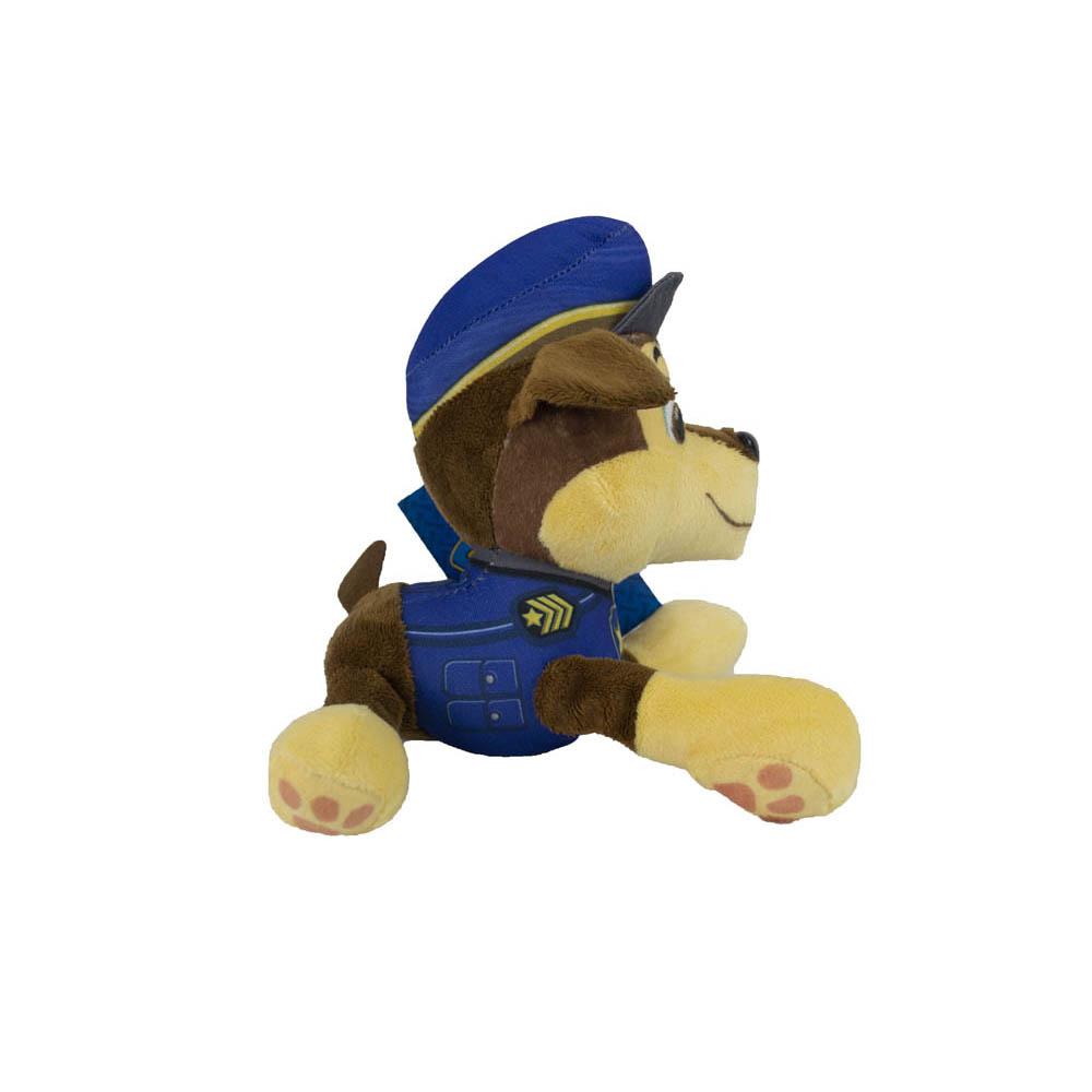Patrulha Canina - Pelúcia de 15 cm - Chase