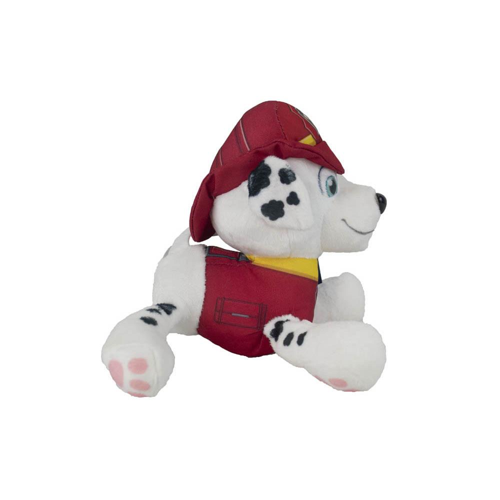 Patrulha Canina - Pelúcia de 15 cm - Marshall