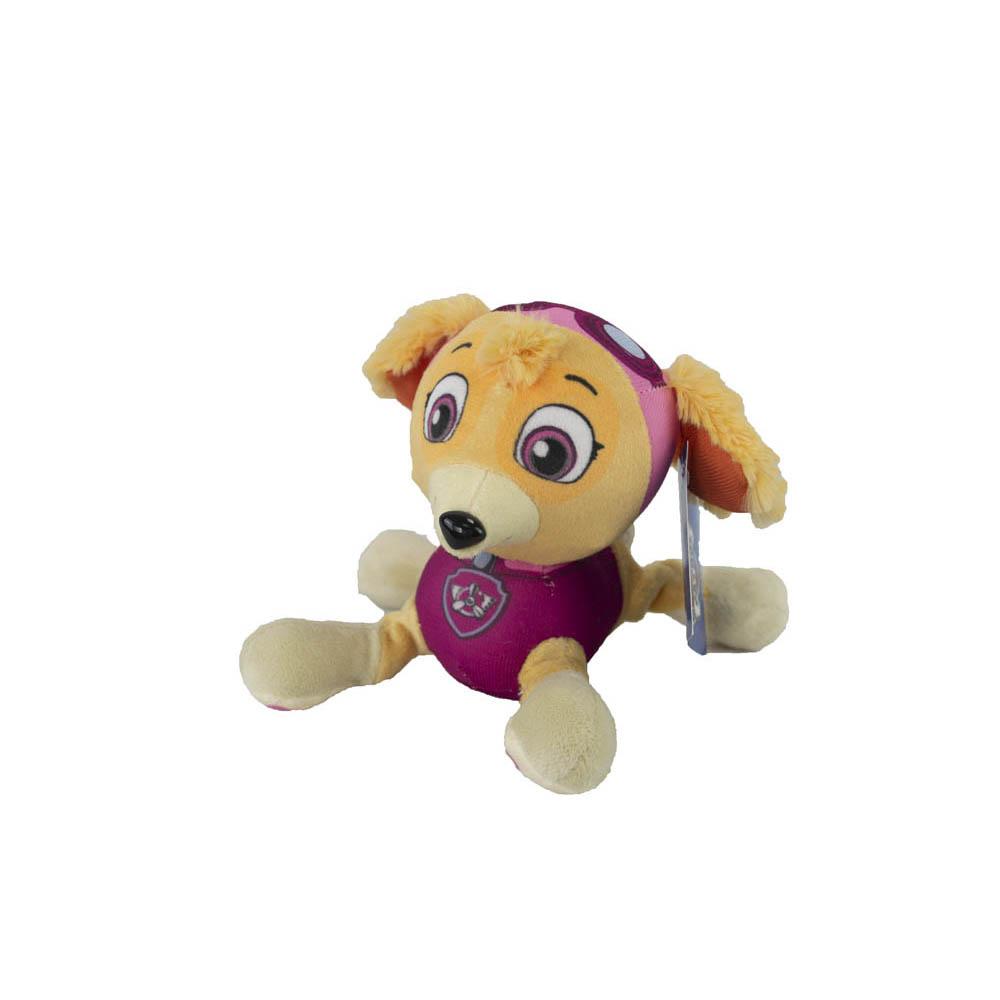 Patrulha Canina - Pelúcia de 15 cm - Skye
