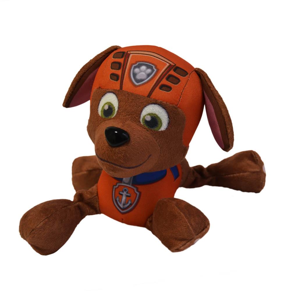 Patrulha Canina - Pelúcia de 15 cm - Zuma