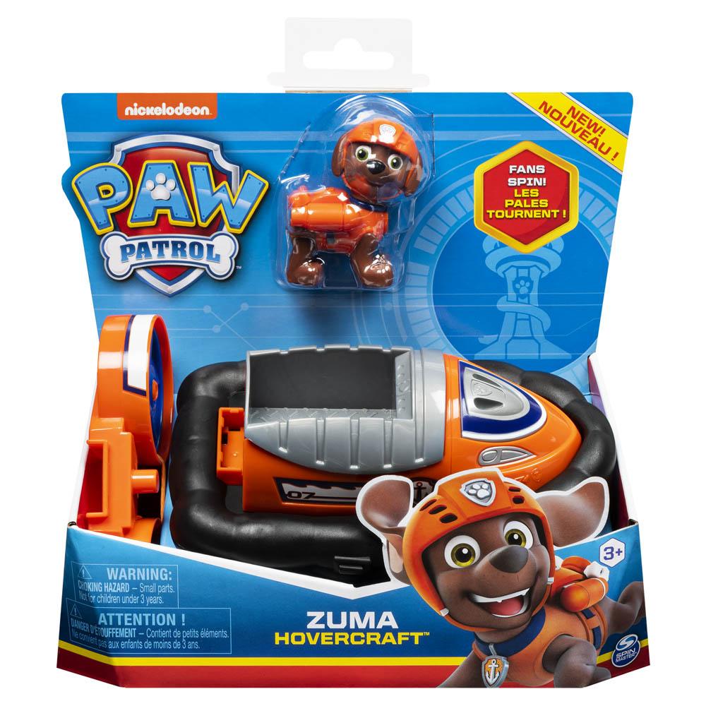 Patrulha Canina - Veículo Com Figura - Zumma