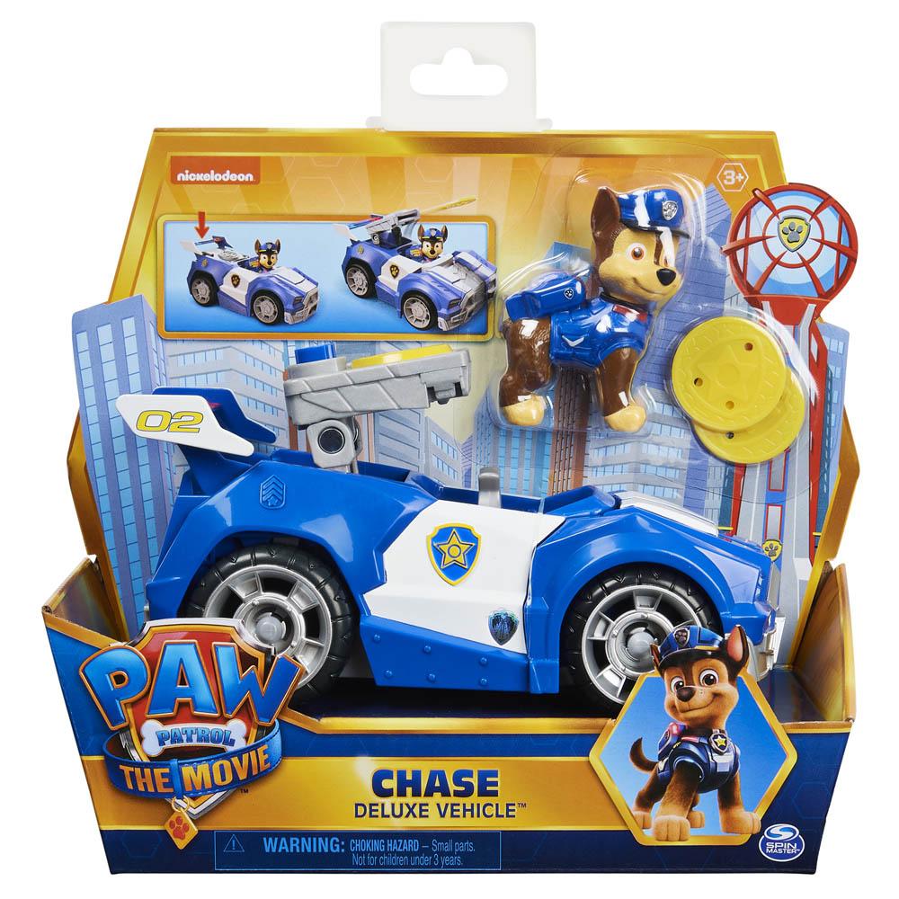 Patrulha Canina - Veículos Temáticos Do Filme - Chase