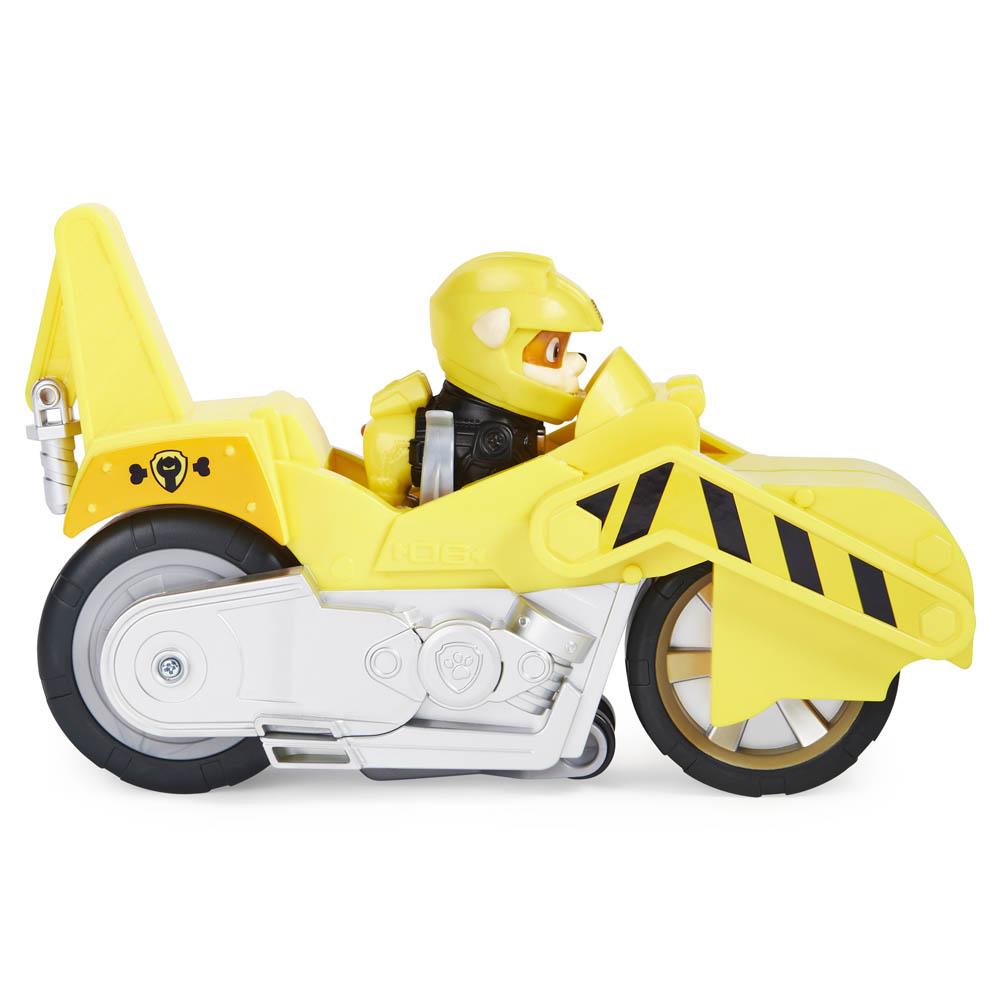 Patrulha Canina - Veículos Temáticos - Moto Rubble