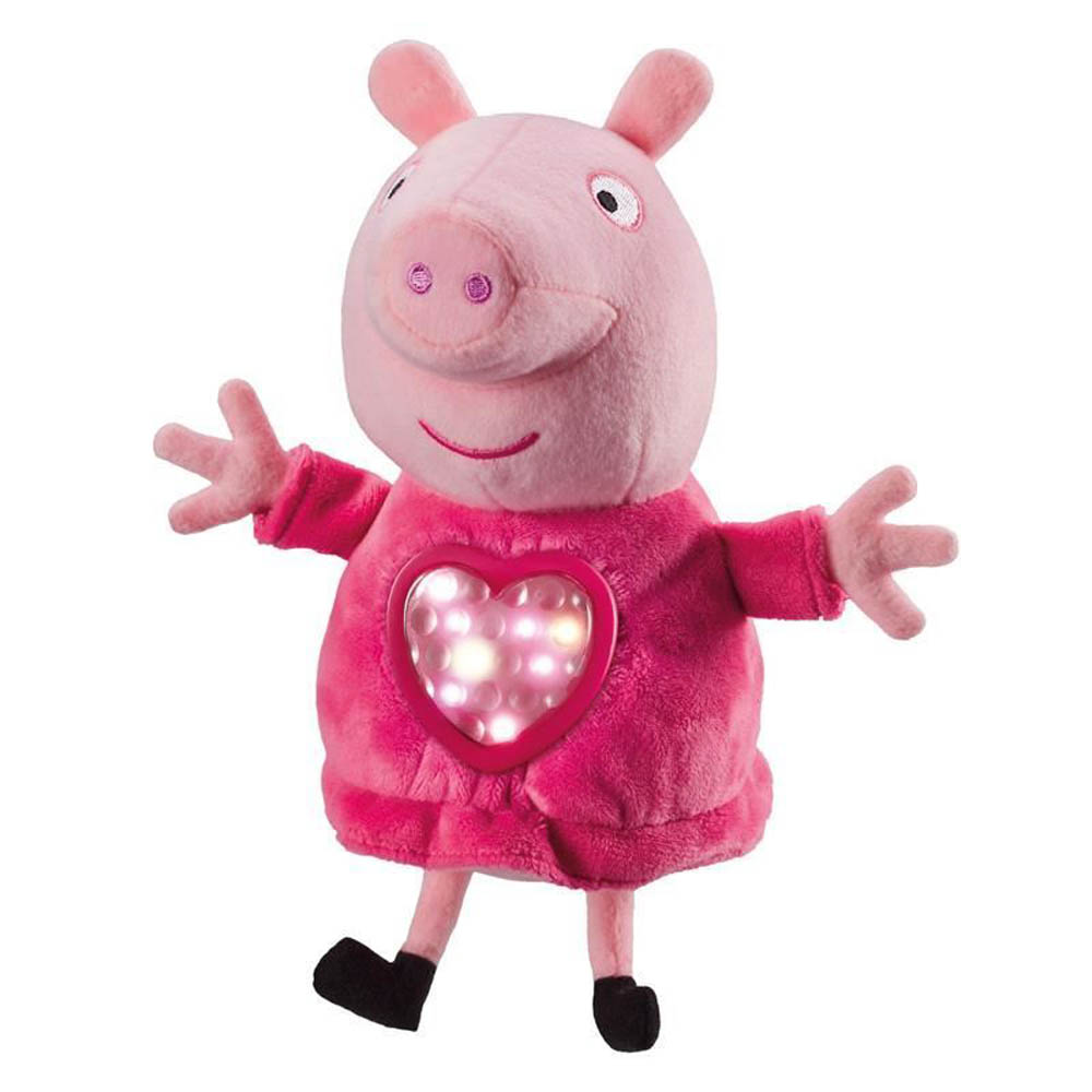 Peppa Pig - Pelúcia Com Mecanismo
