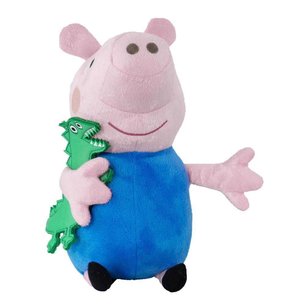 Peppa Pig - Pelúcia de 25 cm - George