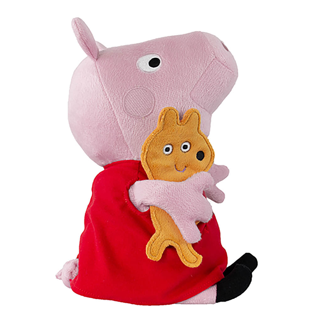 Peppa Pig - Pelúcia Peppa Pig 25 Cm