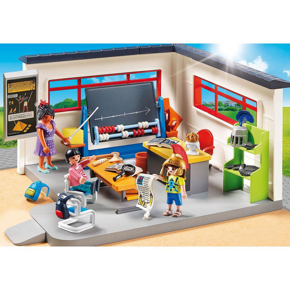 Playmobil - Aula De História