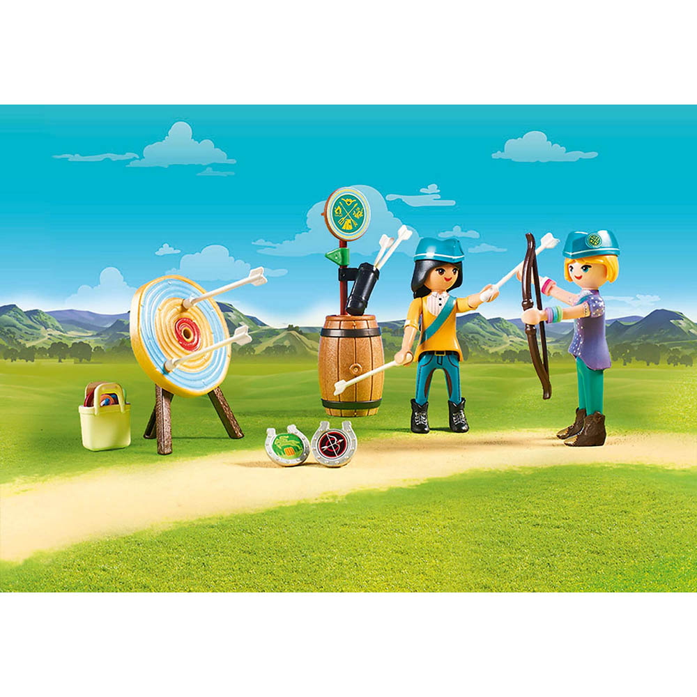 Playmobil - Aventura Ao Ar Livre