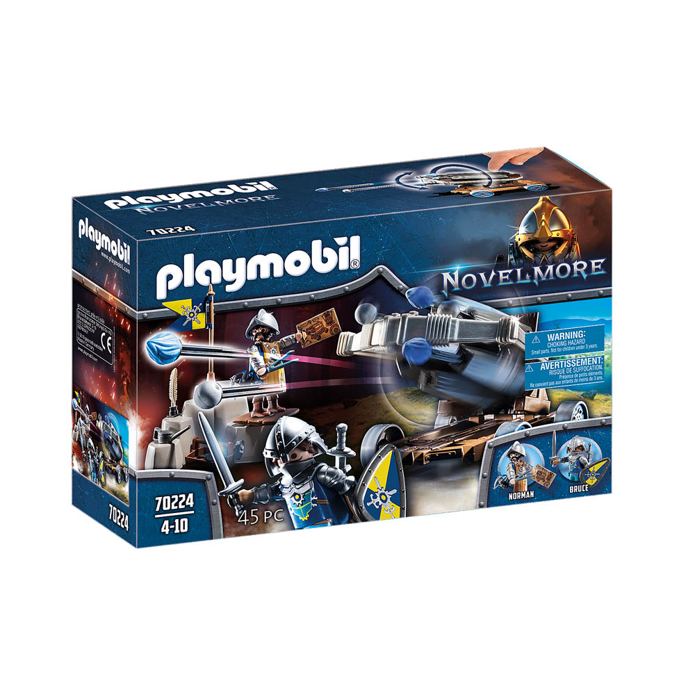 Playmobil - Balista De Água De Novelmore