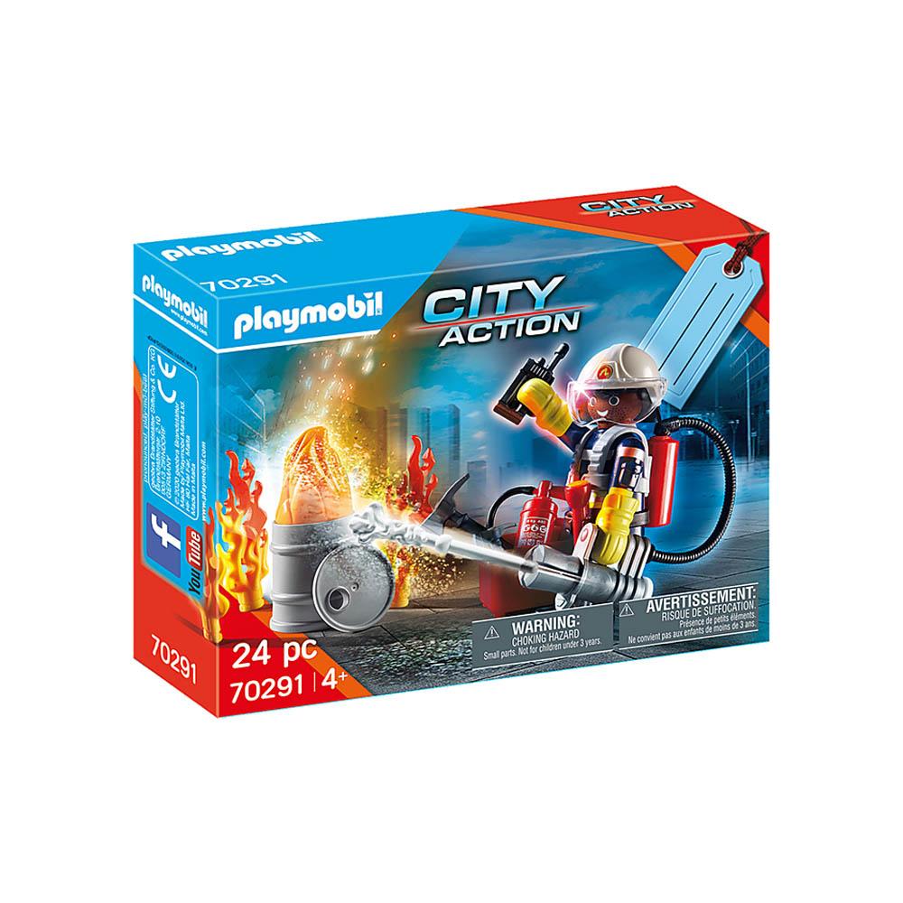 Playmobil - Bombeiros