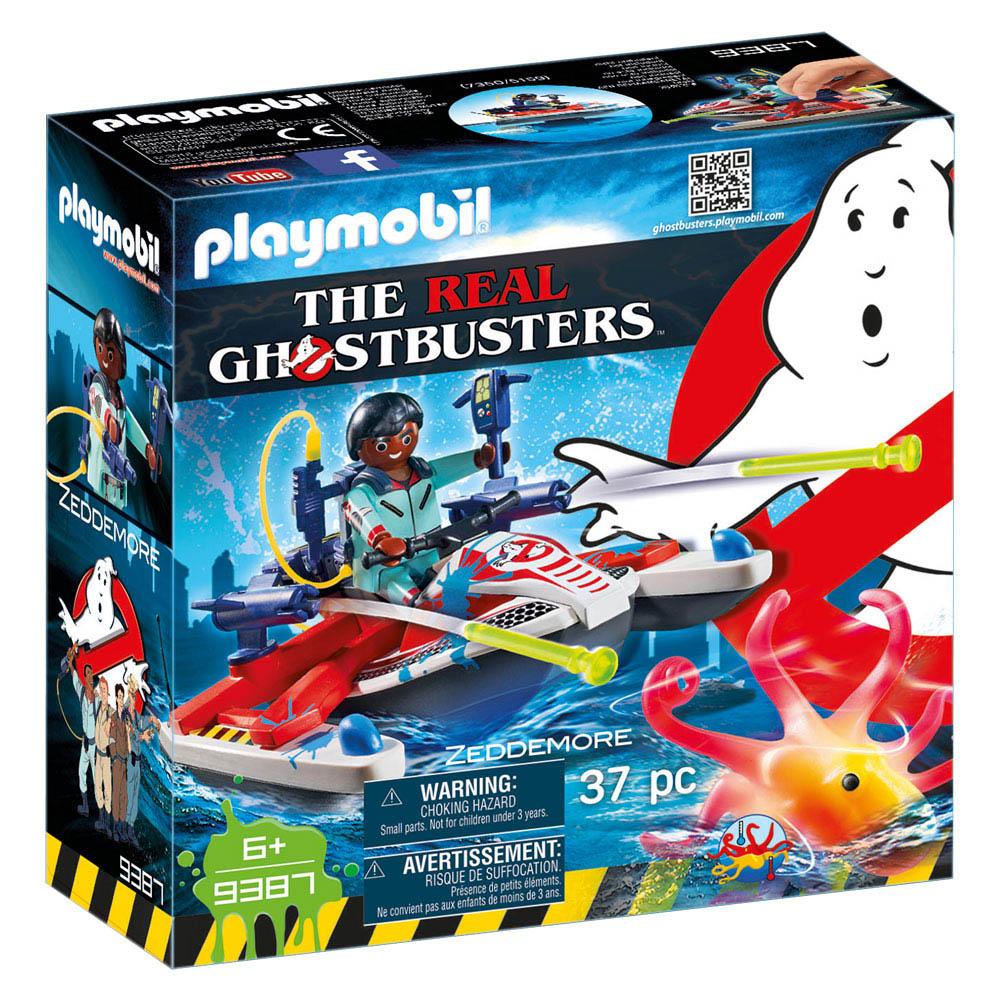Playmobil - Caça-Fantasmas - Jetski