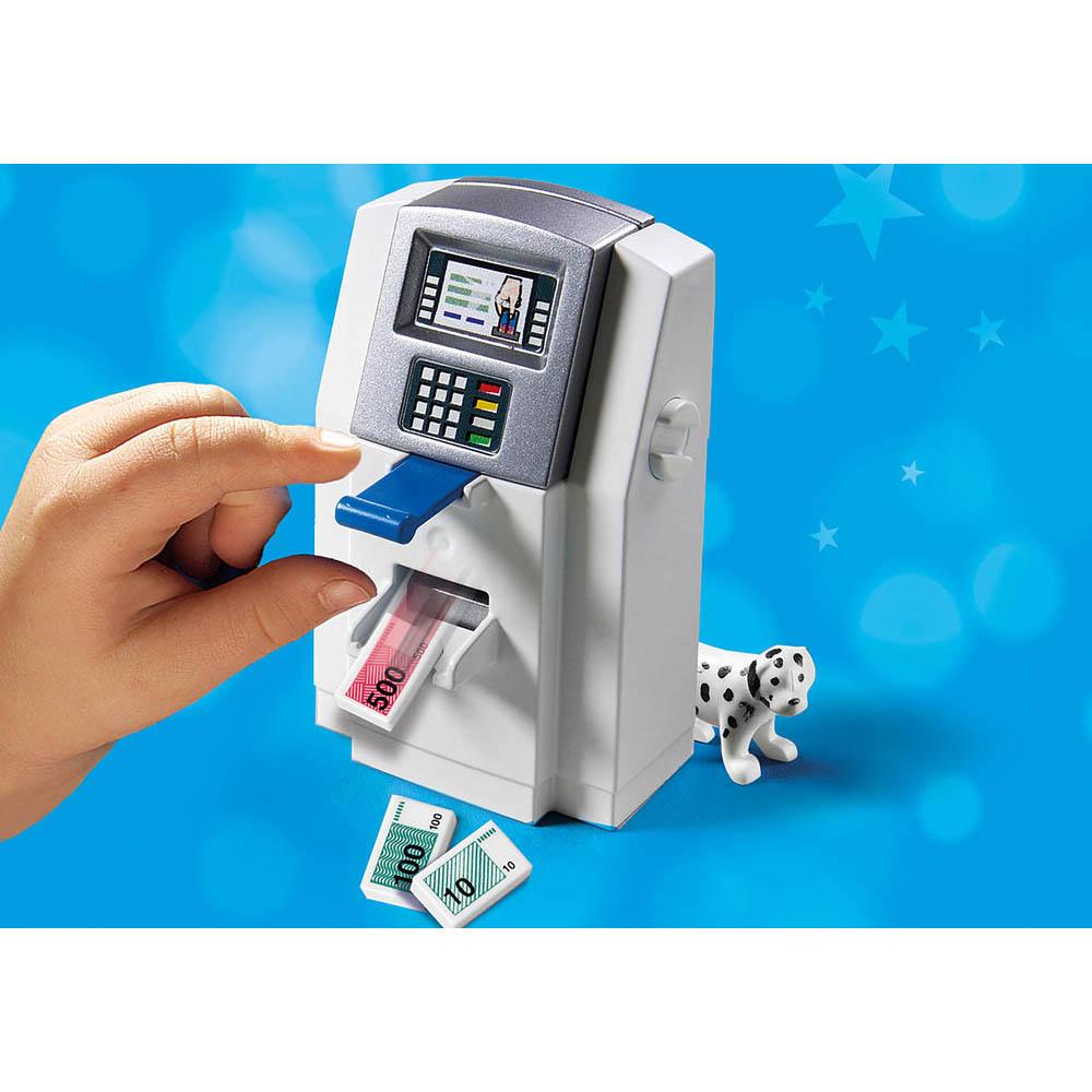 Playmobil - Caixa Eletrônico 9081 - 1719 Sunny