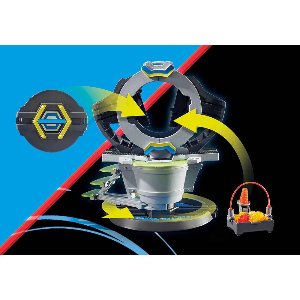 Playmobil - Caixa Forte Com Código Secreto