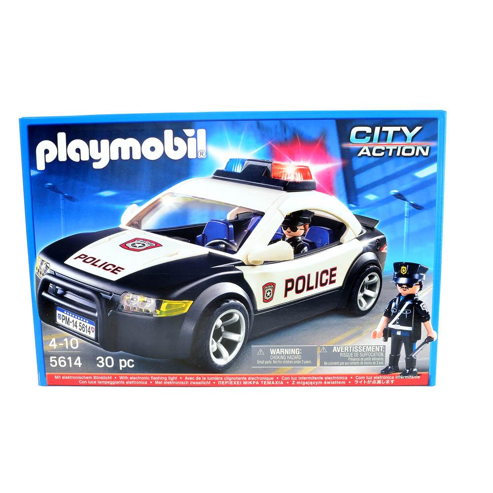 Playmobil - Carro de Polícia