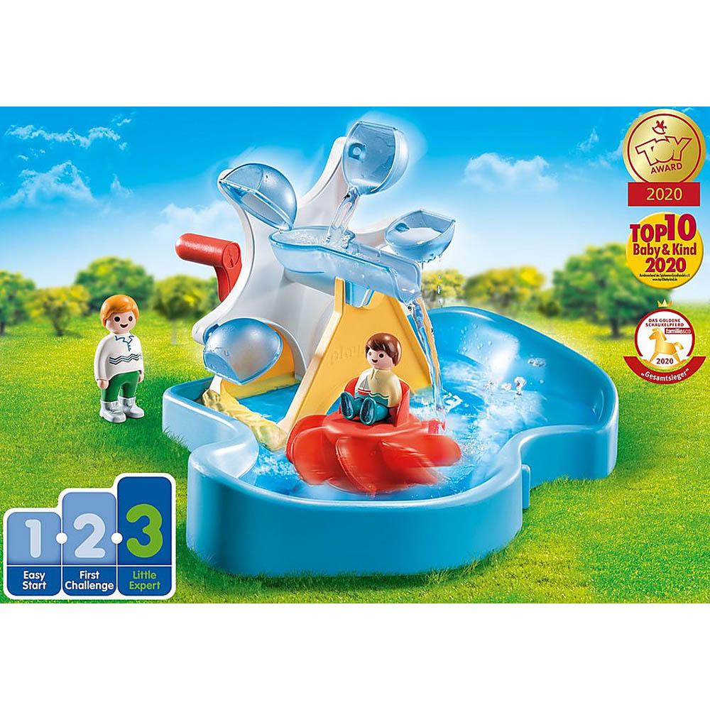 Playmobil - Carrossel Roda D'Água