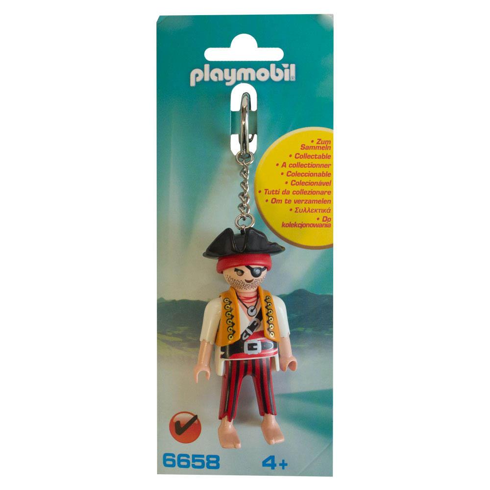 Playmobil - Chaveiros - Pirata