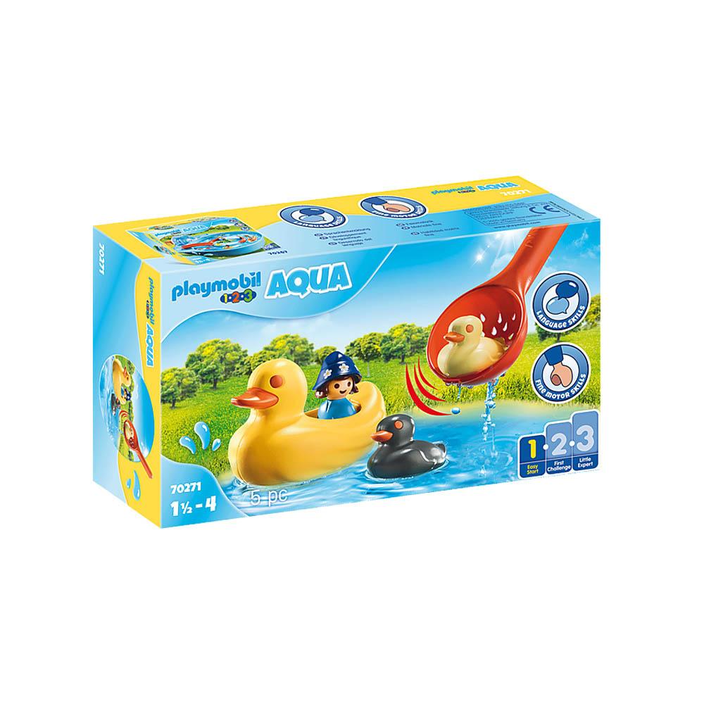 Playmobil - Família De Patos