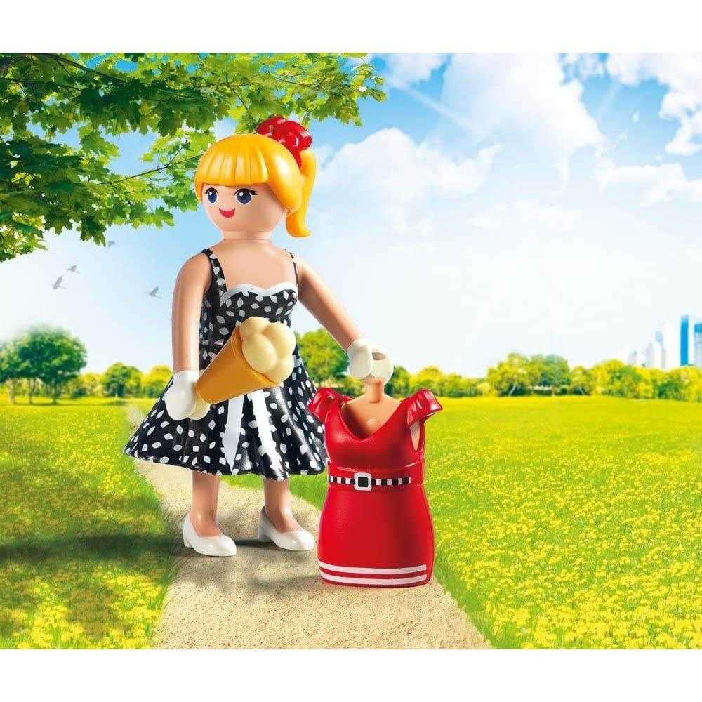 Playmobil - Fashion Girls Modelo : Moda Cidade