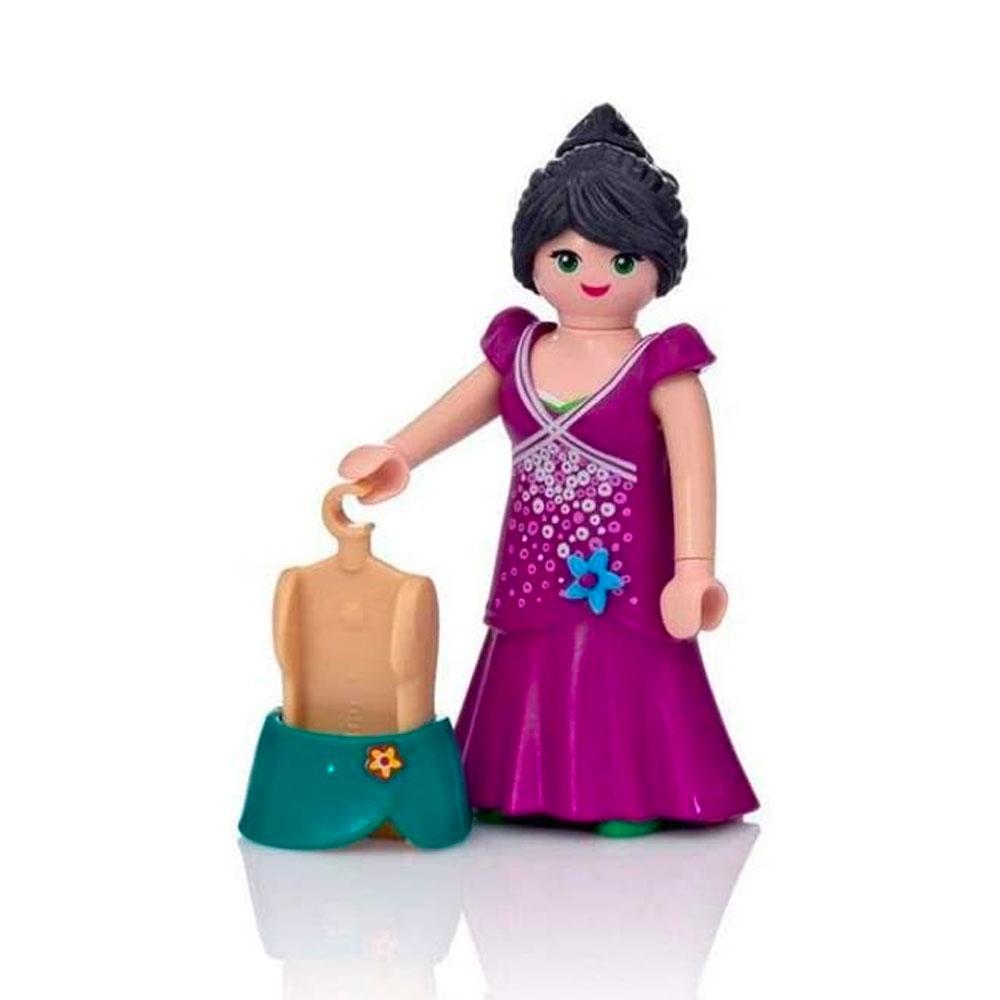 Playmobil - Fashion Girls Modelo : Moda Festa