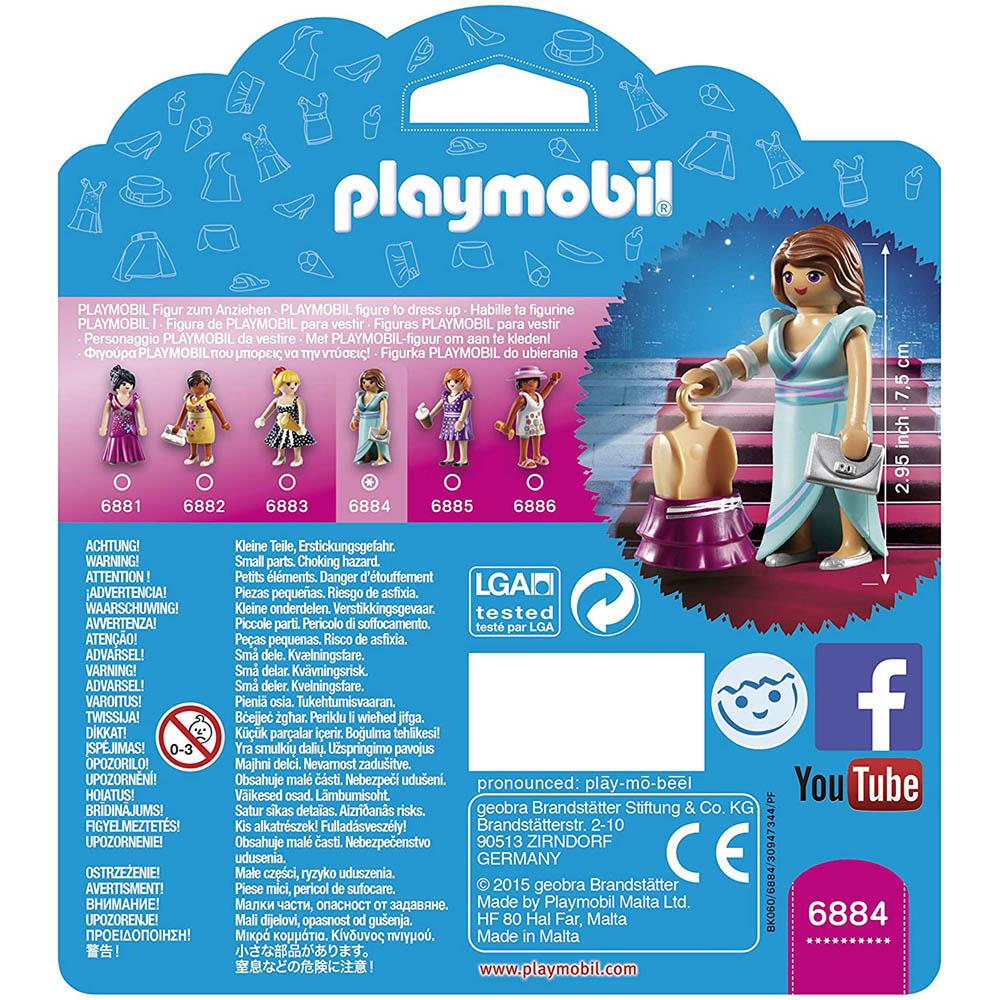 Playmobil - Fashion Girls Modelo : Moda Noite