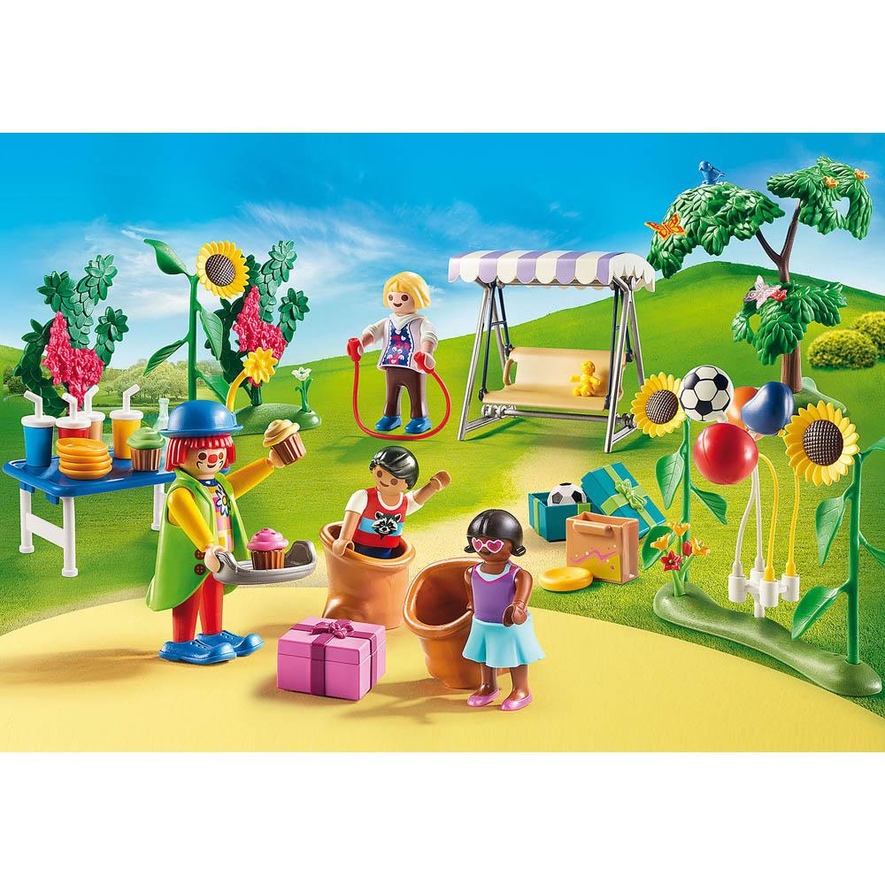 Playmobil - Festa De Aniversário Infantil