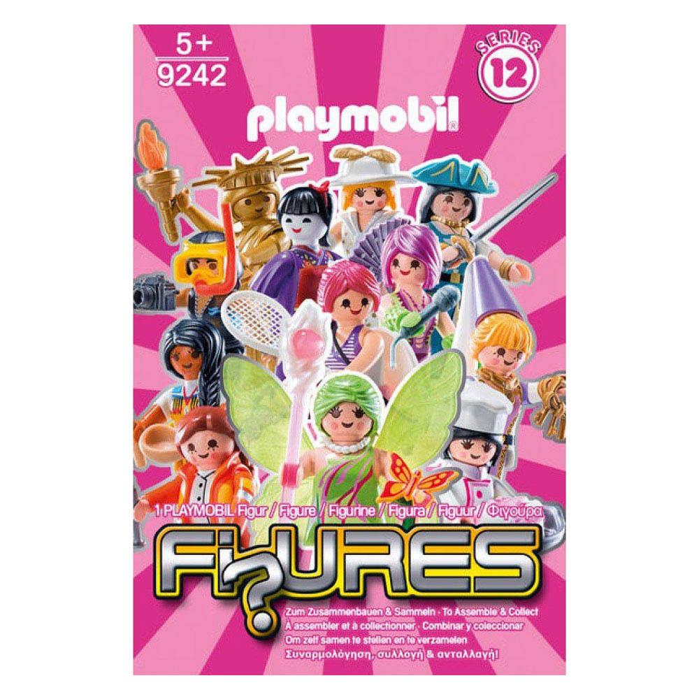 Playmobil - Figuras-surpresa MENINA - série 12