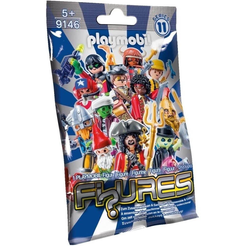 Playmobil - Figuras-surpresa MENINO - série 11