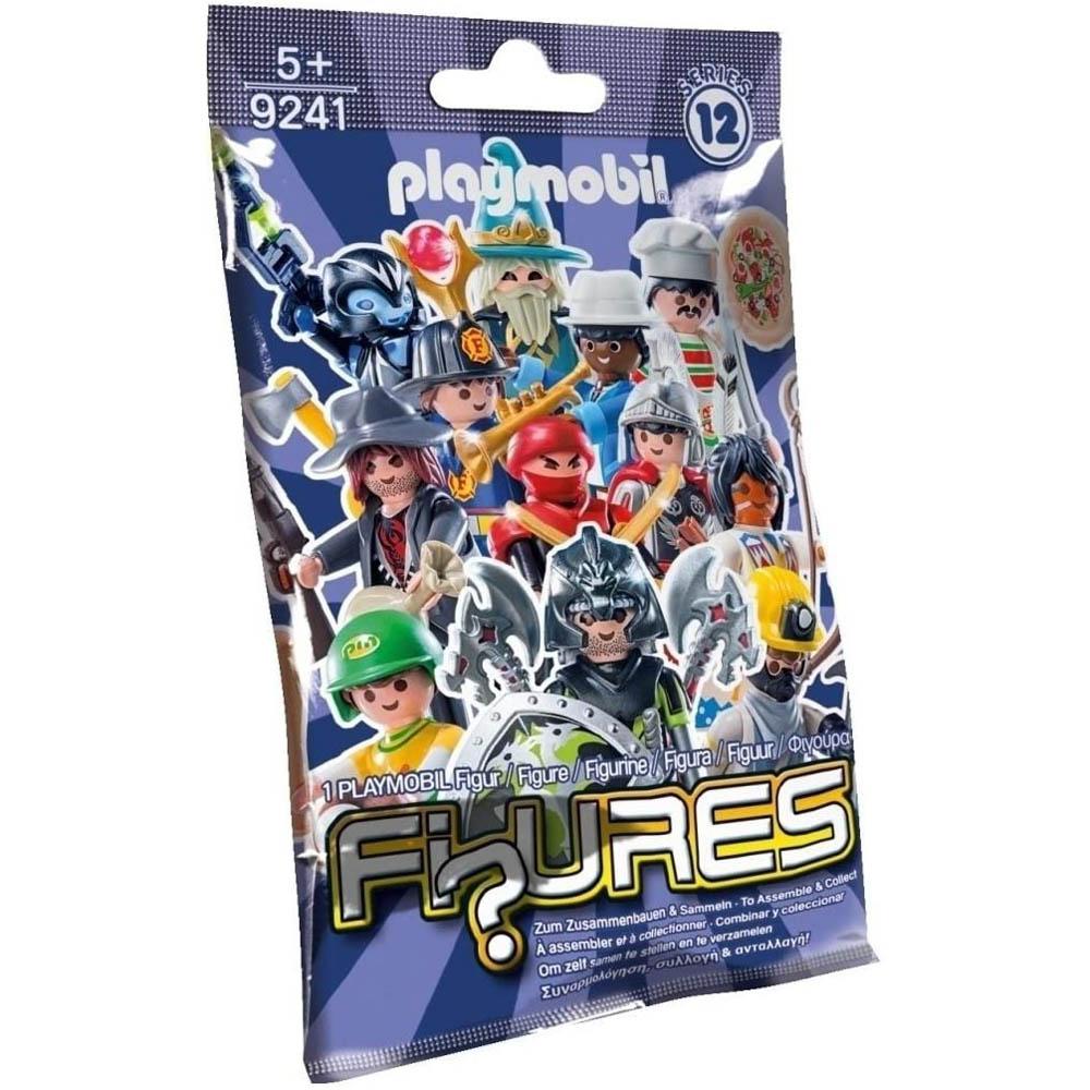 Playmobil - Figuras-surpresa MENINO - série 12