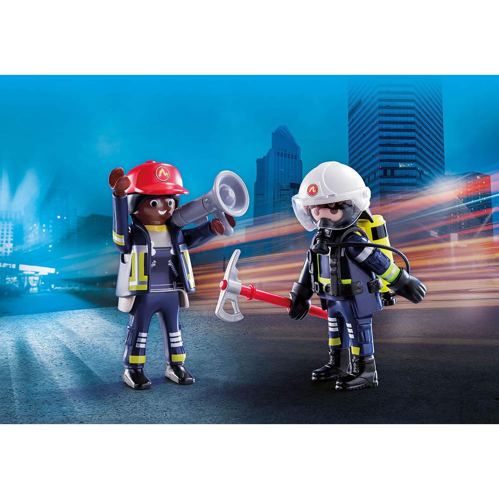 Playmobil - Figura Bombeiros
