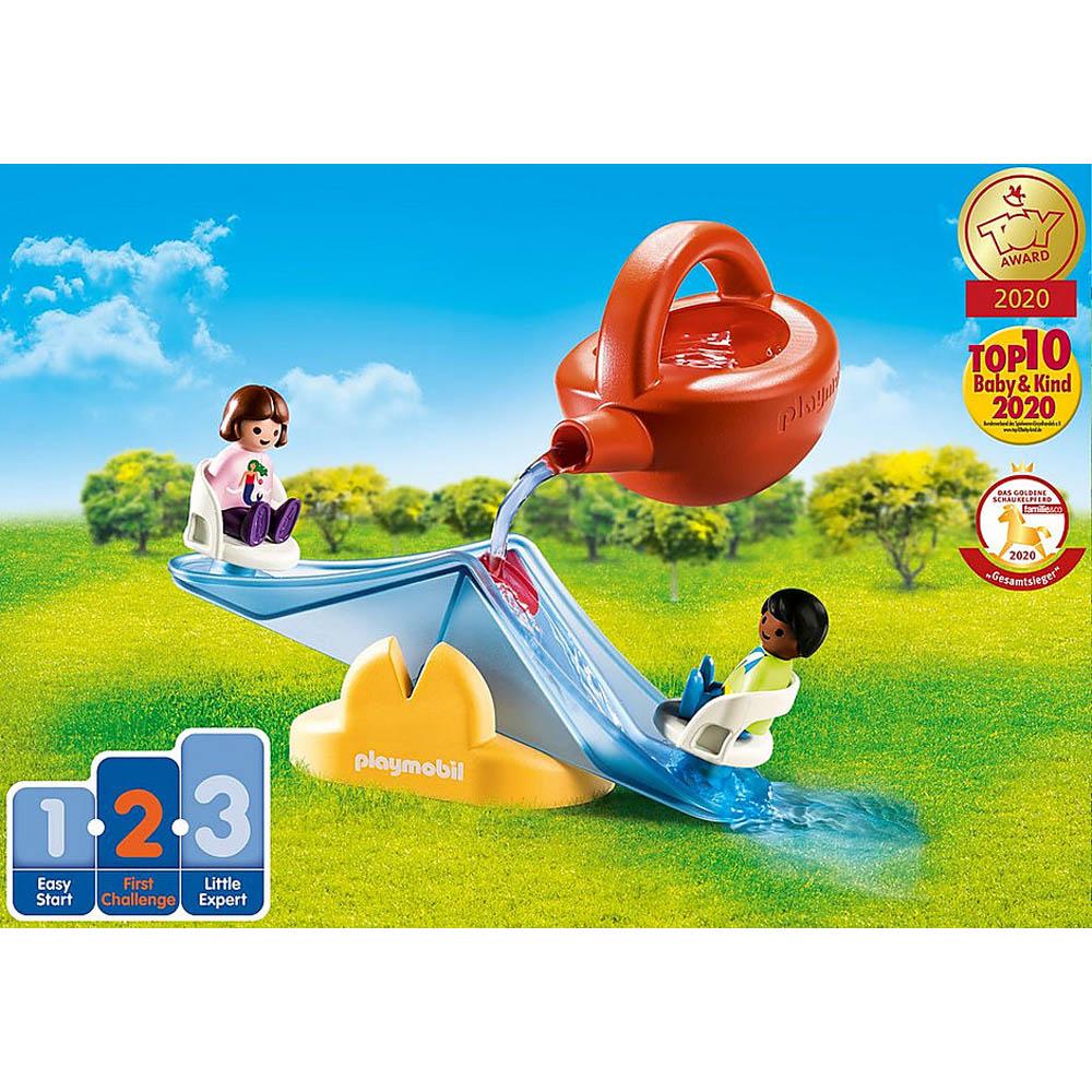 Playmobil - Gangorra D'Água Com Regador