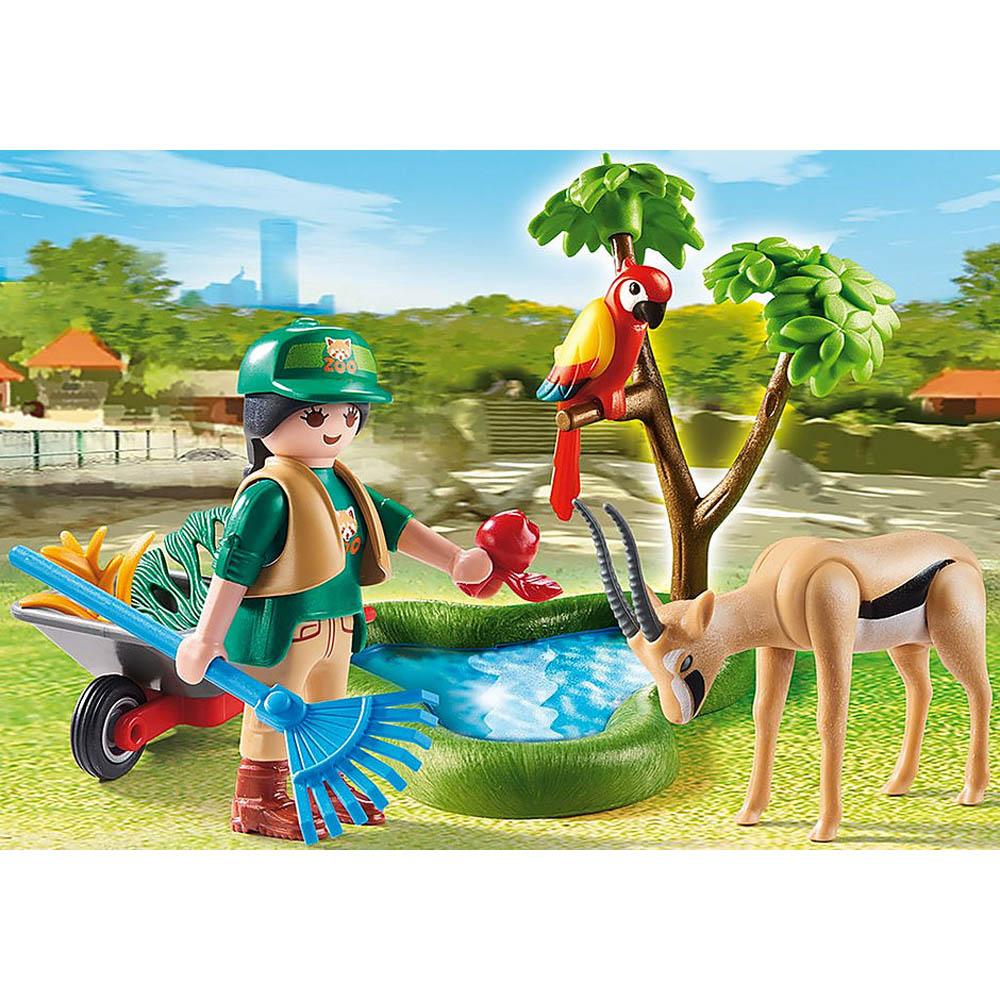 Playmobil - Gift Set Zoológico