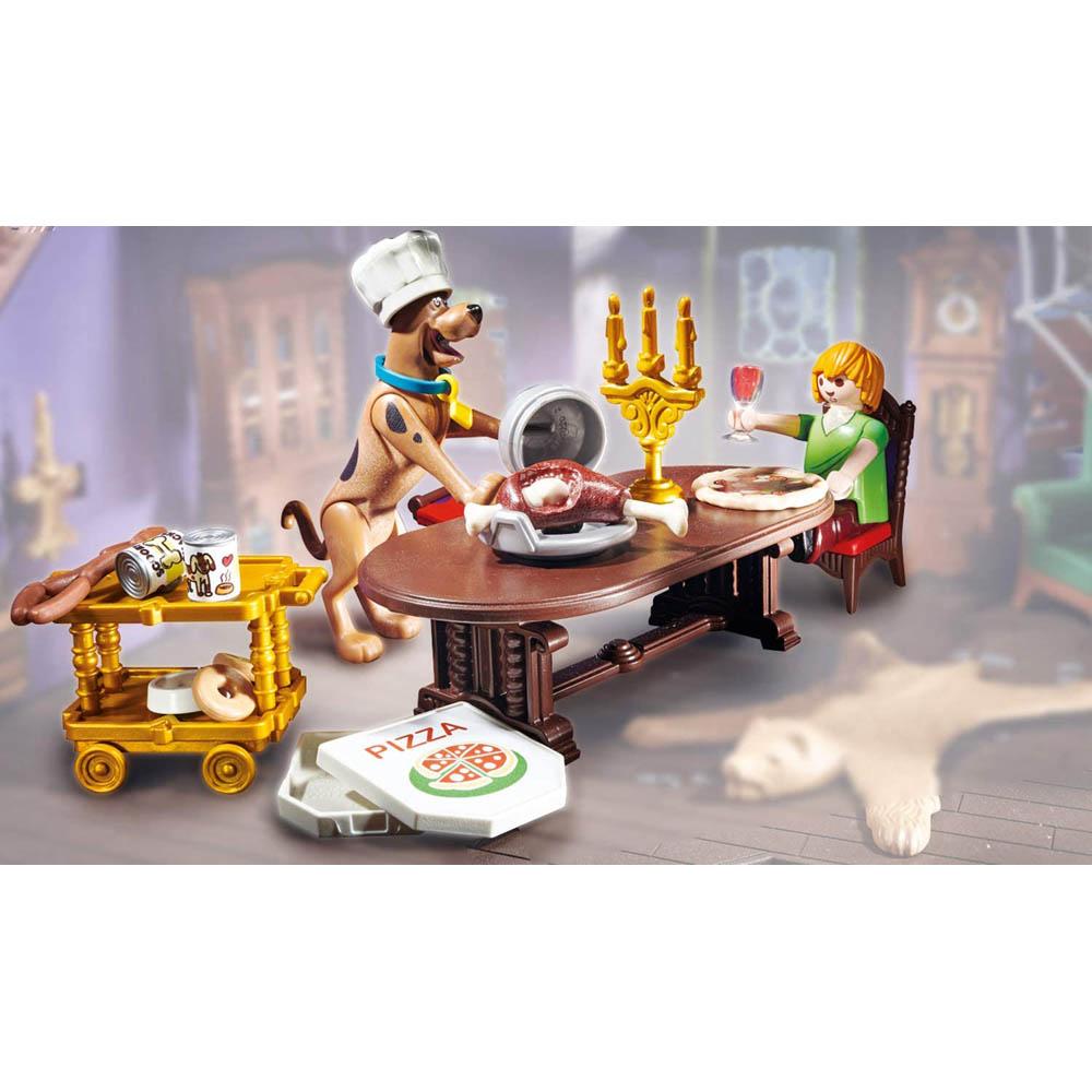 Playmobil - Jantar Com Salsicha
