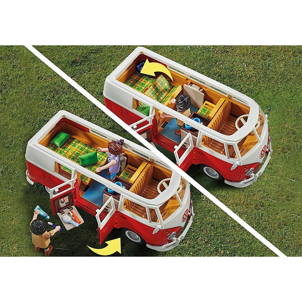 Playmobil - Kombi Volkswagen