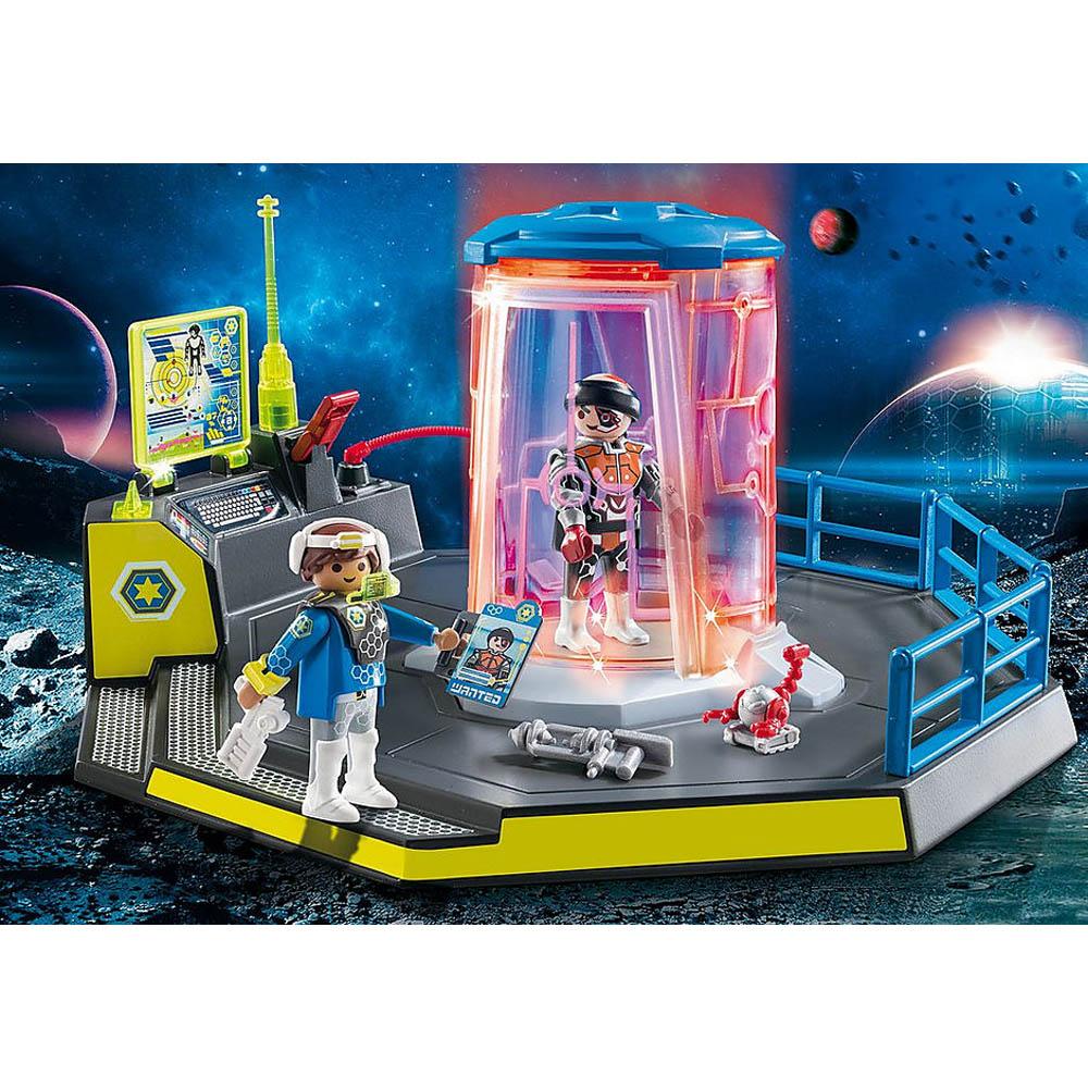 Playmobil - Prisão Policial Galatica Superset